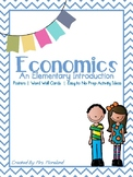 Economics - An Elementary Introduction