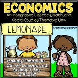 Economics Integrated Thematic Unit and Activities
