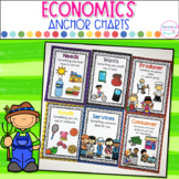 Economics Anchor Charts