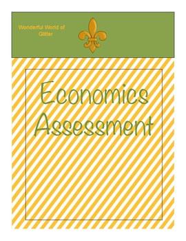 Economics Assessment