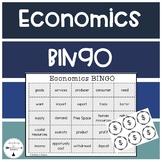 Economics BINGO- Third Grade Social Studies