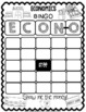 Economics BINGO Game