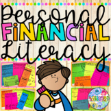 Personal Financial Literacy {BUNDLE} | Distance Learning
