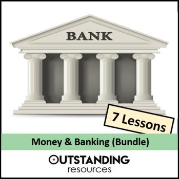 Economics: Banking, Finance & Money Bundle (7 Lessons)