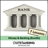 Economics: Money, Finance & Banking Bundle (7 Lessons)