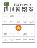 Economics Bingo