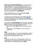 Economics Blog & Podcast Project