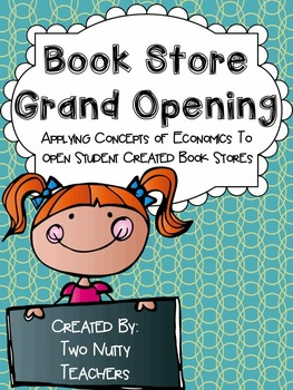 Economics: Book Store Grand Opening