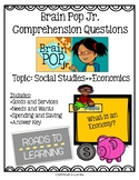 Economics Brain Pop Jr. Activity Pack