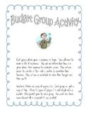 Economics Budget Activity (3rd Grade Common Core)