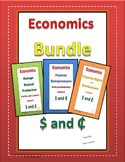 Economics {Bundle} Profits & Losses; Property Rights; Entrepreneurship