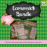 Economics (Task Cards Included)
