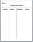 Economics- Business Cycles Graphic Organizer