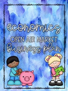 Economics Business Plan - Sample