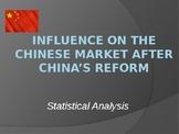 Economics - Case Study - China's Reform Influence (PPT)