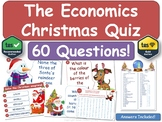 Economics Christmas Quiz!