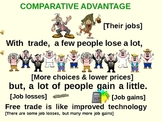 Economics - Comparative and Ablolute Advantage