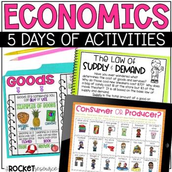 Economics-Consumer, Producer, Needs, Wants, Goods, Services