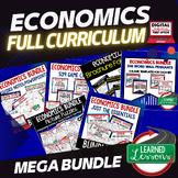 Economics Mega BUNDLE, Free Enterprise Mega BUNDLE Distanc