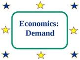 Economics: Demand PowerPoint