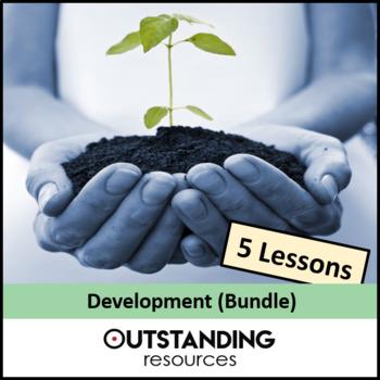 Economics: Development Bundle (5 Lessons)