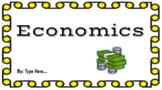 Economics Digital Activity