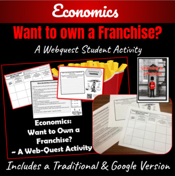 Economics: Do you want to own a franchise? Business Struct
