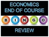 Economics End of Course Bingo Review