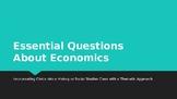 Economics Essential Questions for a Social Studies Class
