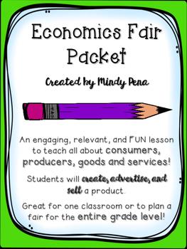 Economics Fair Packet