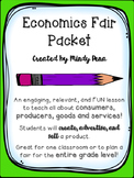 Economics Fair Packet