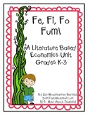 Economics & Fairy Tales:  Teaching Economics Through Popular Tales
