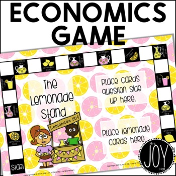 Economics Flip & Check Game - Prefixes, Suffixes, Context Clues, Spelling