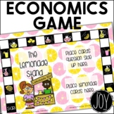 Economics Flip & Check Game - Prefixes, Suffixes, Context