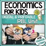 Economics, Supply and Demand PBL Unit