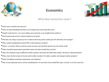 Economics Full Course PowerPoint