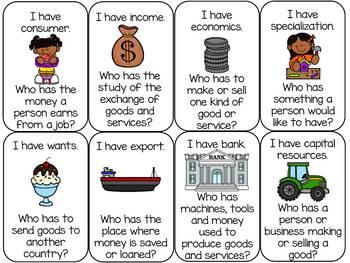Economics Game