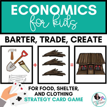 Economics Game: Barter, Trade, Create!