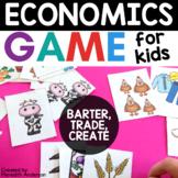 Economics Game: Barter, Trade, Create!