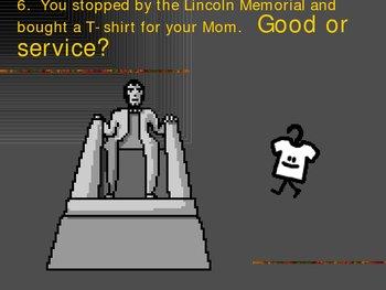 Economics:  Good or Service?