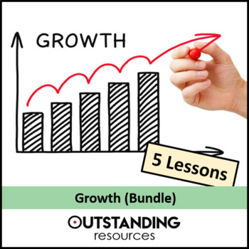 Economics: Growth and Business Cycle Bundle (5 Lessons)