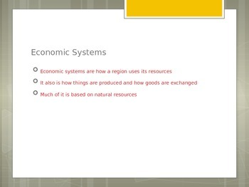 Economics Guided Notes