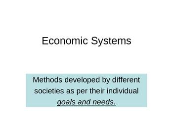 Economics HS Part 2 of 7