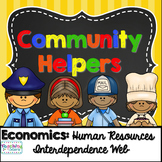 Community Helpers Activity