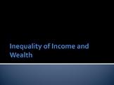 Economics Income Inequality / Distribution / Redistributio