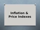 Economics - Inflation & Price Indexes