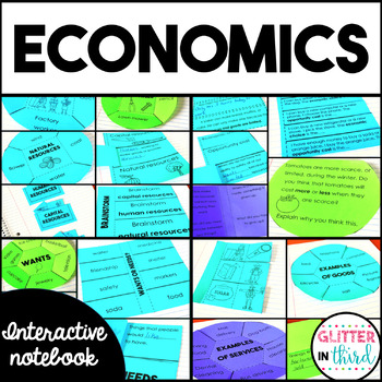 Economics Social Studies Interactive Notebook