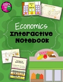 Economics Interactive Notebook Unit 3 3rd Grade