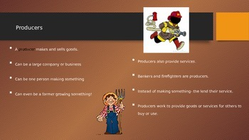 Economics Intro Lesson