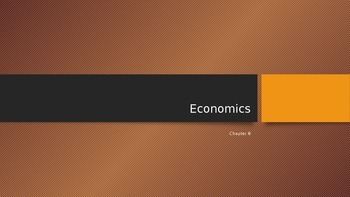 Economics Intro Lesson